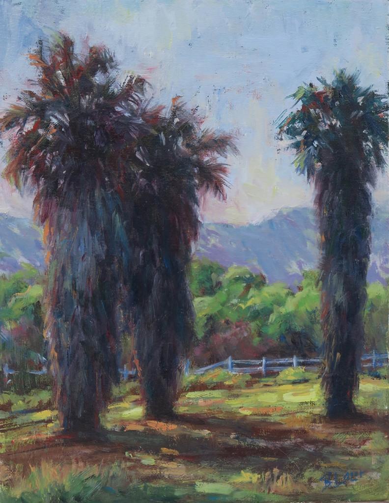 Three Amigos, by Beverly Lazor