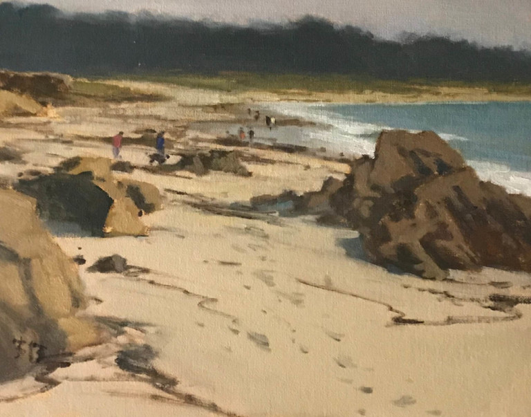 Beach Walkers, Brian Blood