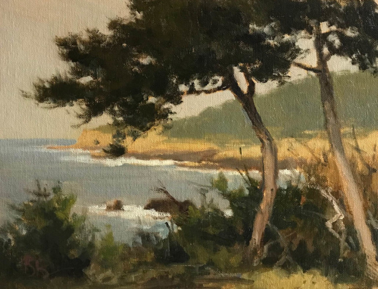 Point Lobos Shores 2, by Brian Blood