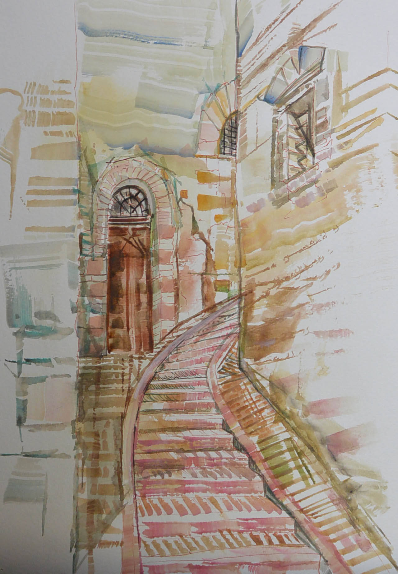 Assisi 2, by Carol Nunnelly