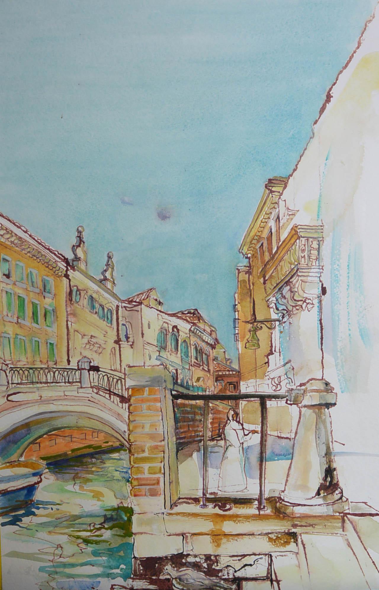 Venice 3, by Carol Nunnelly