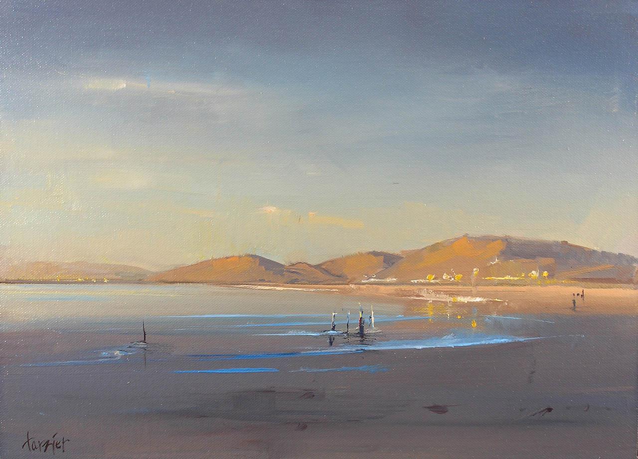 Morro Bay, Quiet Evening, by Carol Tarzier