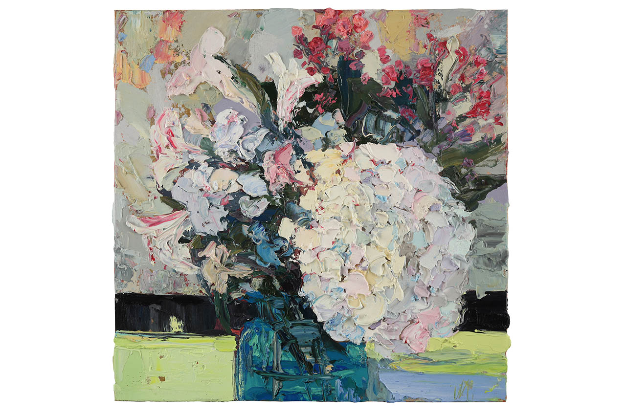 Hydrangea, by Carolyn Meyer