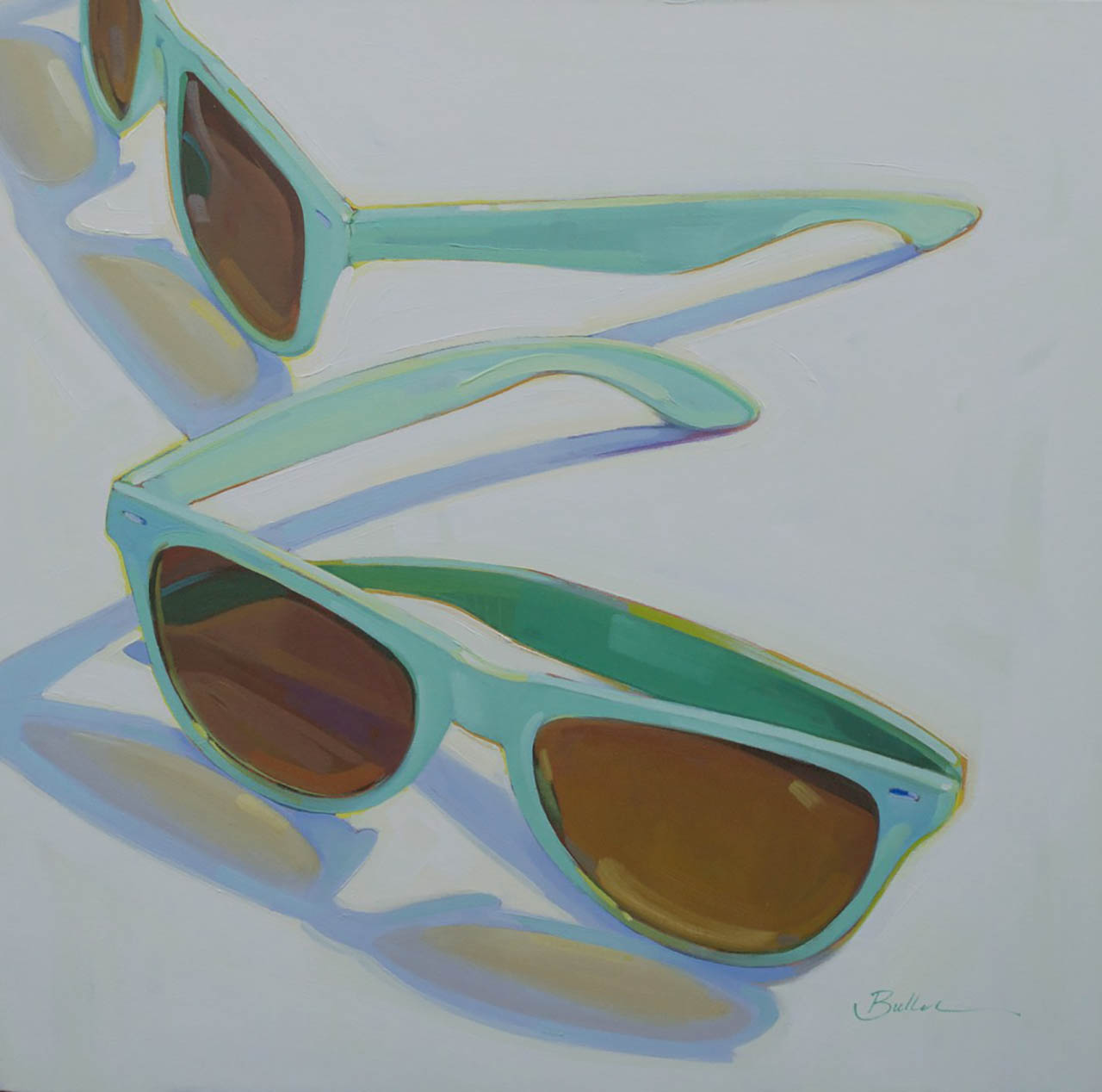 Sweet Shades, by Samantha Buller