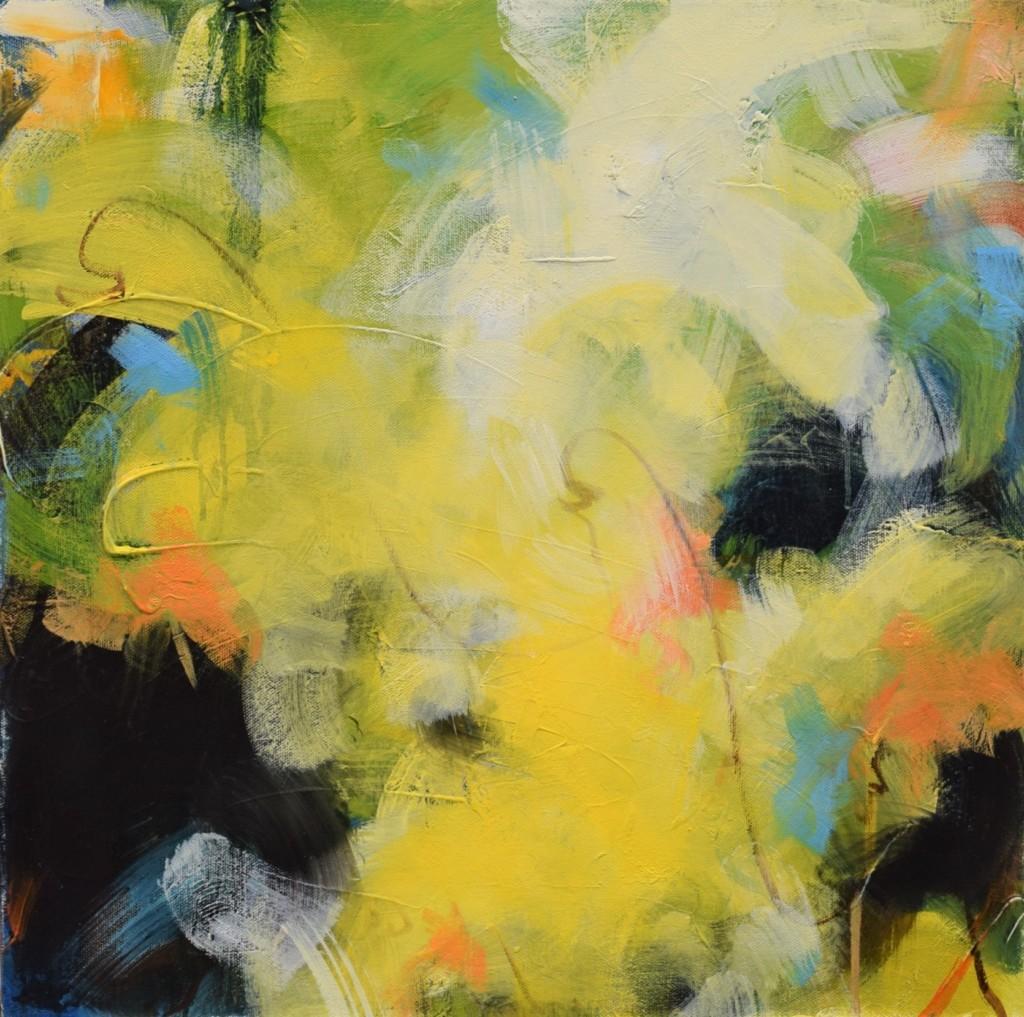 """Yellow Layer"" by Ayesha Samdani"