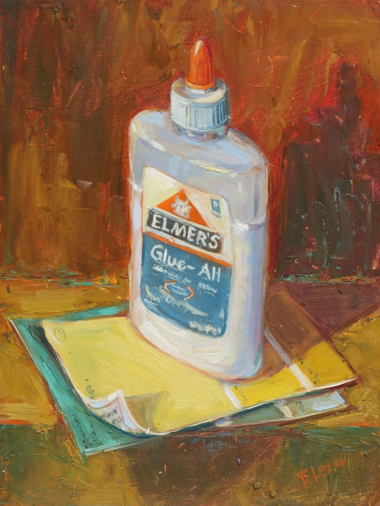 """""""Elmers"""" by Beverly Lazor"""