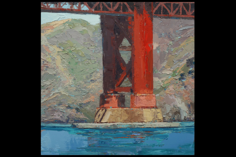 """Under the Golden Gate"" by Carolyn Meyer"