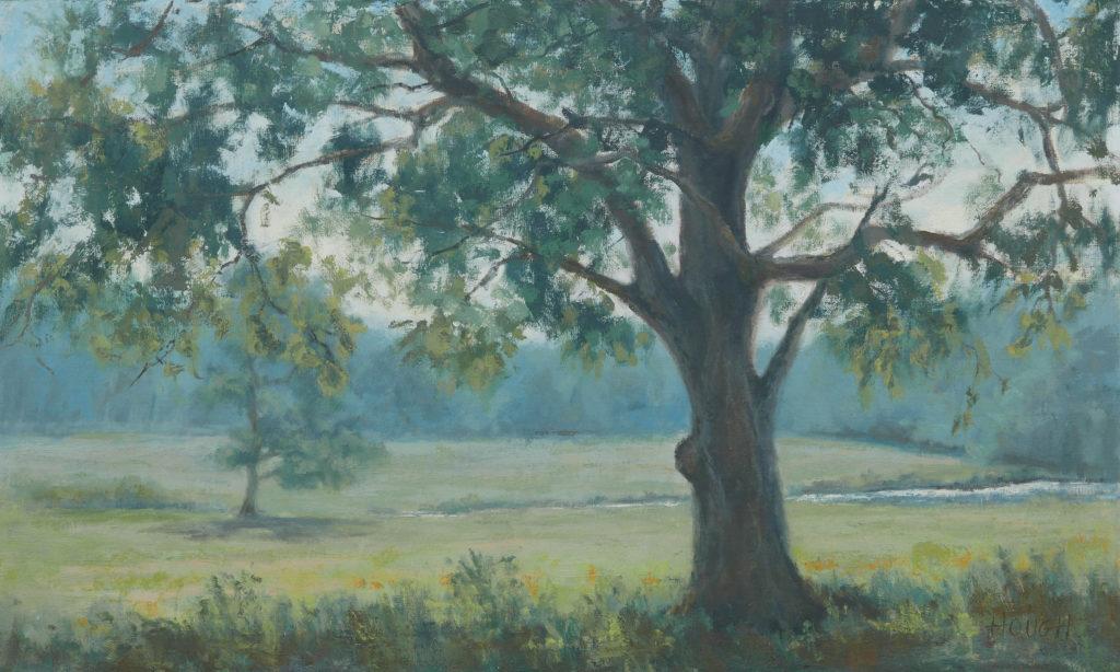 """Beneath The Chestnut Tree"" by Christi Hough"