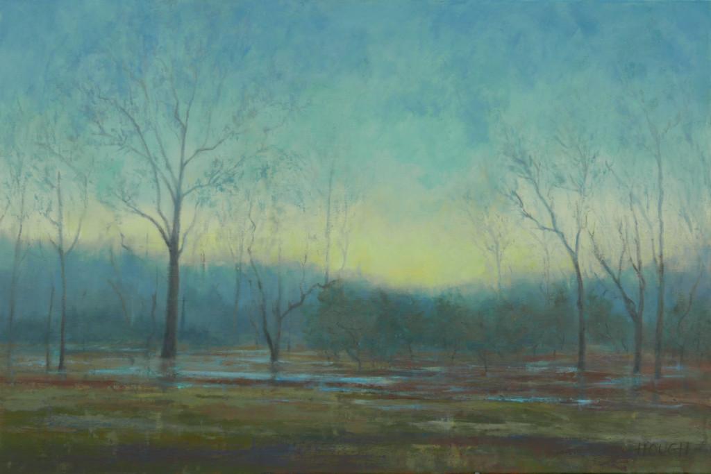 """River of Rain"" by Christi Hough"