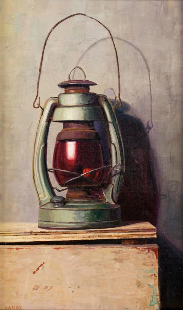 """""""Old Lantern"""" by Greg Gandy"""