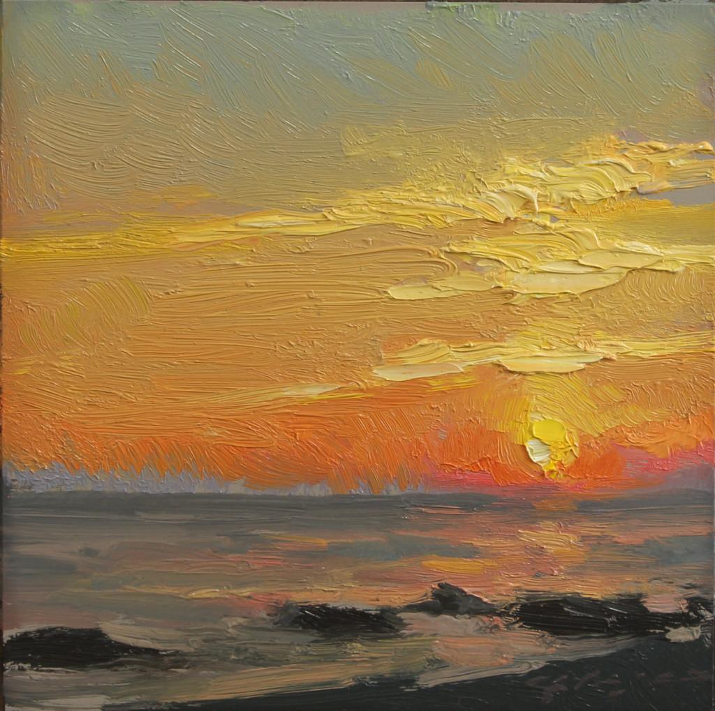 Sunset #8, Carmel, CA