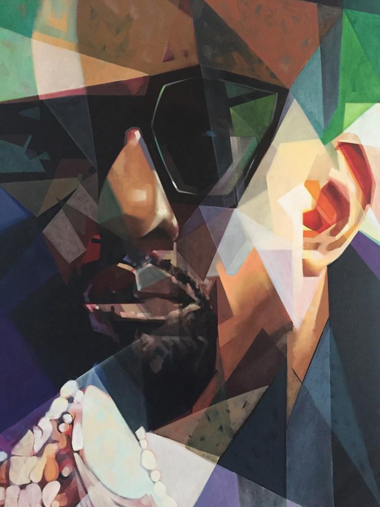 Cubist Yeezus