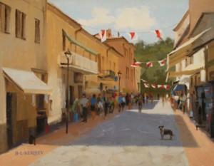 Strada du Marina di Campo