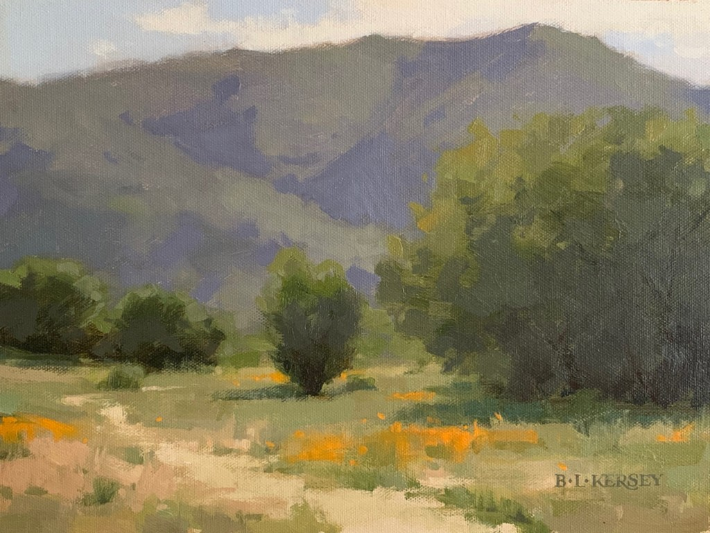 Valley Poppies