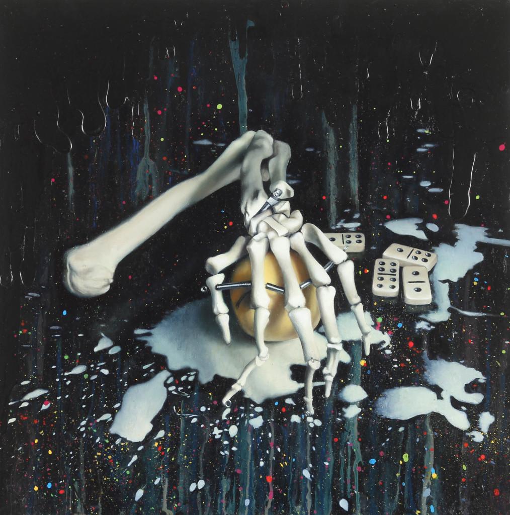 """""""Calcium"""" by Lillian Blouin"""