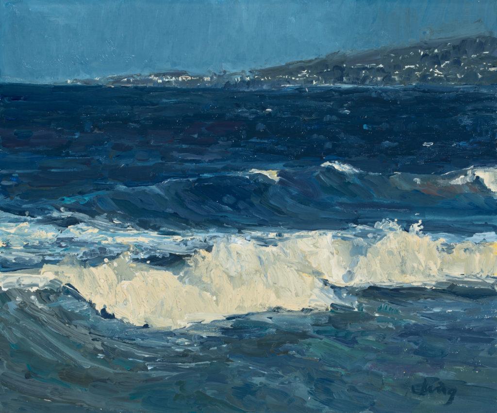 """""""Laguna Dawn"""" by Michelle Jung"""
