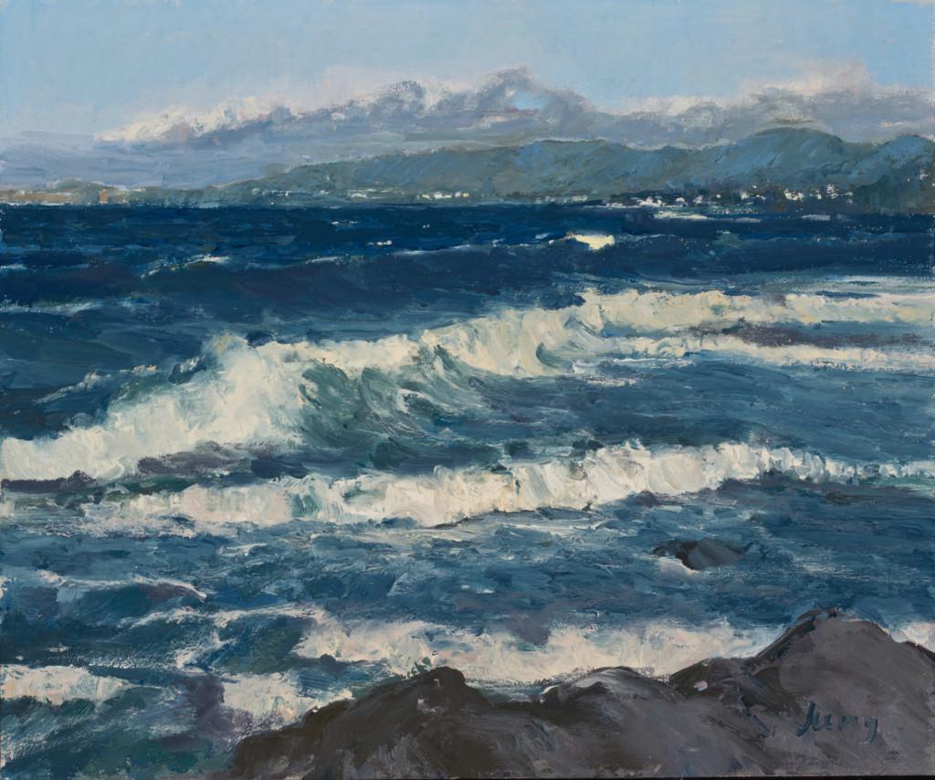"""Laguna Surf"" by Michelle Jung"