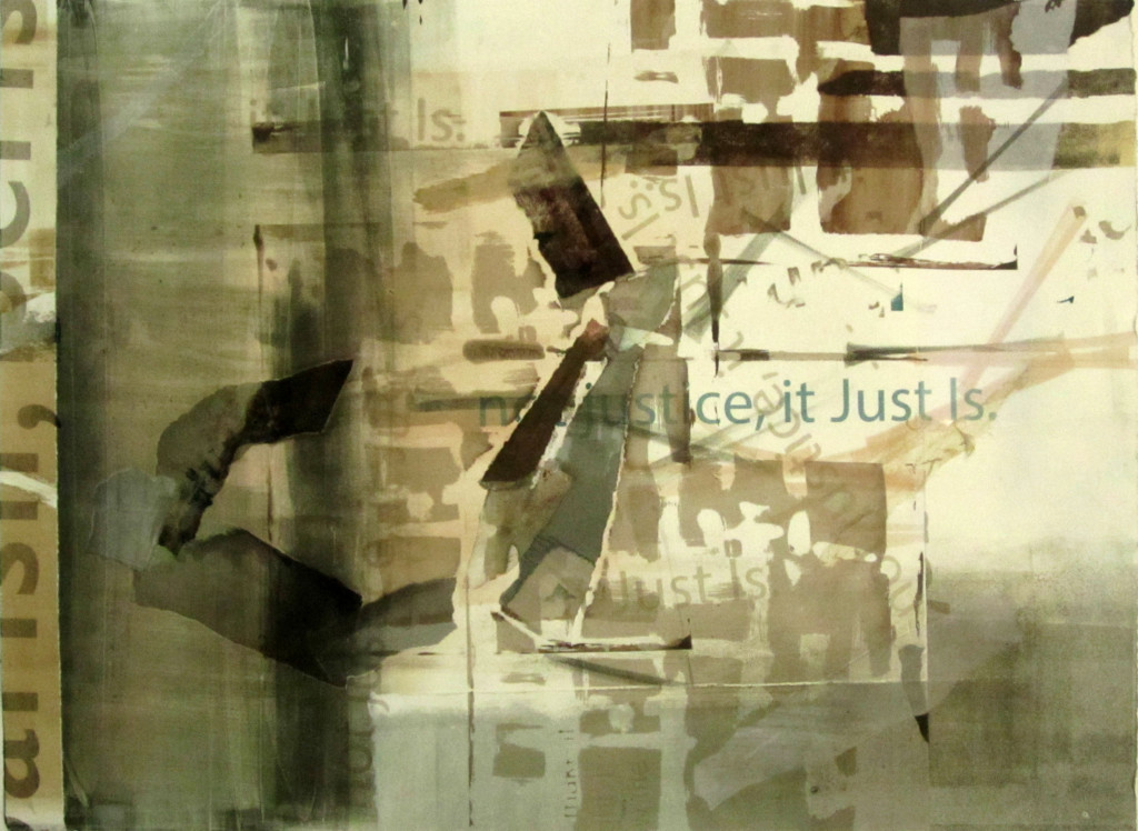 """""""Just Is"""" by Liz McCall"""