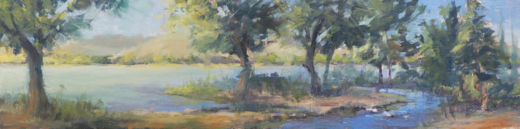 """Lake Elizabeth"" by Sean Hsiao"