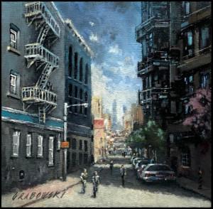 City Backroads